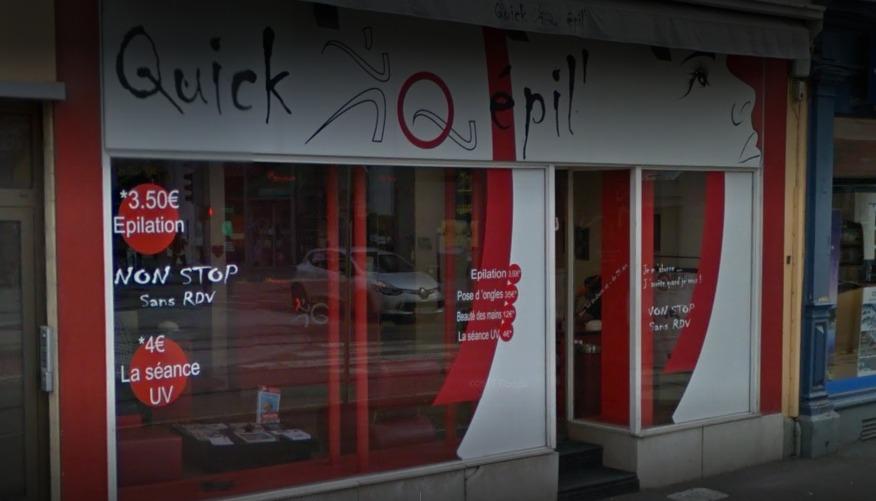 quick epil mulhouse 68100 institut de beaut mulhouse. Black Bedroom Furniture Sets. Home Design Ideas